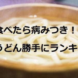 一度食べたら病みつき!ミカナム的讃岐うどんランキング!!