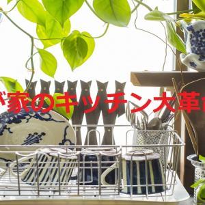 【キッチン革命】三角コーナーはもういらない!エコホルダーでキレイで清潔、手間いらず!