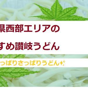 香川県西部(観音寺市)のおすすめ!讃岐うどんツアー!!