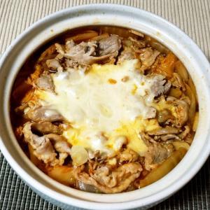 おひとりさま白菜大量消費!白菜半分を使ってトマトチーズ鍋