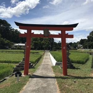 兵庫県神戸市北区 長尾神社へお参りしてきました