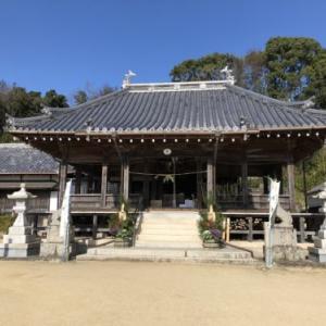 兵庫県淡路市 草香八幡神社へお参りしました