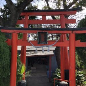 神戸市須磨区 古川大明神にお参りしました