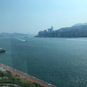 香港の今に思うこと。