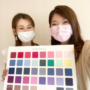 20代香港人女性のパーソナルカラー&顔タイプ自分スタイル診断✨