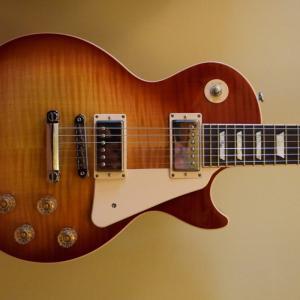ギターピックアップ取付方法と音の違い