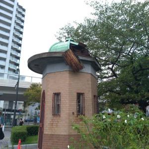 先日の台風で逸見衛門が被害に