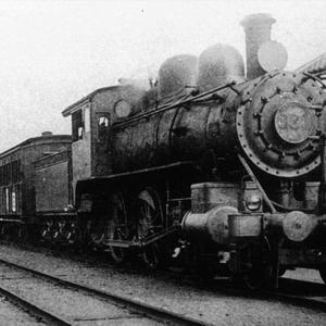 横須賀の蒸気機関車
