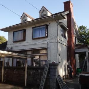 屋根 外壁塗装工事 金城町 浜田市