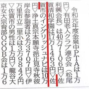 佐賀県豪雨チャリティご報告
