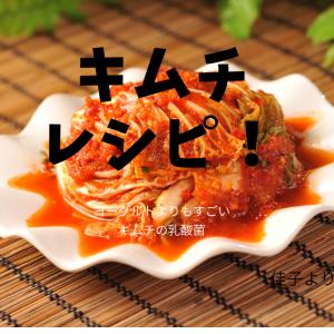キムチレシピ キムチ納豆 キムチ料理