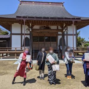 """2021/04/15(木)、第5回人生会議(ACP)を寺院開催致しました。"""""""
