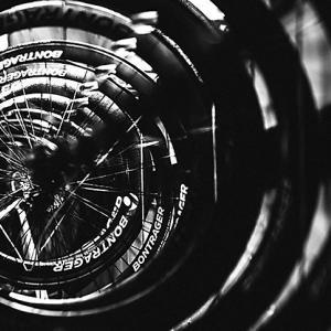 ボントレガーのカーボンリムホイールには「カーボンケア・ホイールプログラム」が付いています。