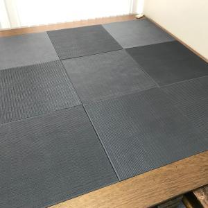 小上がりをDIYで簡単に作る2 パレットとニトリ畳で手軽に小上がり化