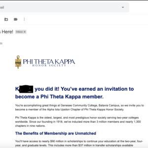 アメリカ大学 給付型(返済不要)の奨学金!Phi Theta Kappaとは?編入後も貰えるって本当?