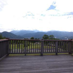 富士川クラフトパーク見晴らし広場~県民の森 展望台
