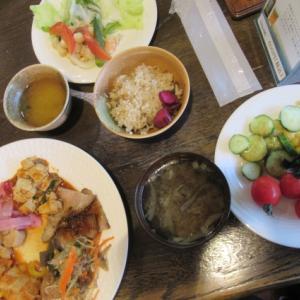 大台町・奥伊勢フォレストピアのレストラン「アンジュ」でランチ