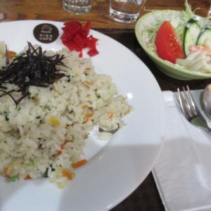 津市・津なぎさまち「キスカフェ」で夕食を