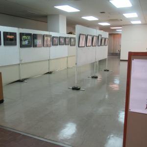 尾鷲市中央公民館で「写真サークル作品展」