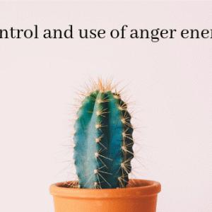 「怒り」のエネルギーコントロールと活用方法