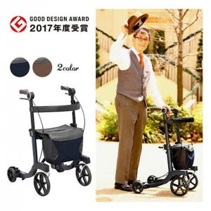 カッコイイ、かっこいいです。この商品‼️歩行車・歩行器・シルバーカー紹介‼️