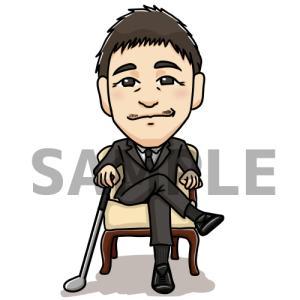 日本初ツアーの立役者、元ZOZOの【前澤 友作】さんの似顔絵イラスト描きました。