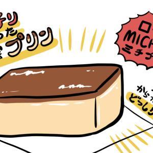 【ローソンスイーツ】濃密プリンMICHIPU(ミチプー)食べてみた感想