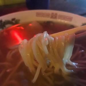 高知屋台ラーメンの超老舗!創業64年の「げいよーけん」さんで深夜ラーメンを食す!