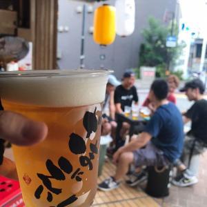 ※新店※柳町の「立呑屋 三角」さんは東京から高知にIターンのざまにえい店主のお店にゃ!