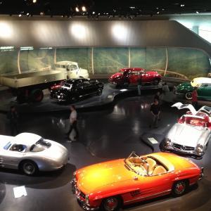 メルセデスベンツ ミュージアム