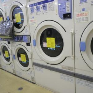 超簡単!?コインランドリーの靴専用洗濯乾燥機は洗剤不要!