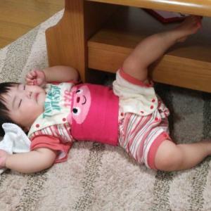 乳児の寝相が悪いことは問題ないって本当?詳しく解説します!