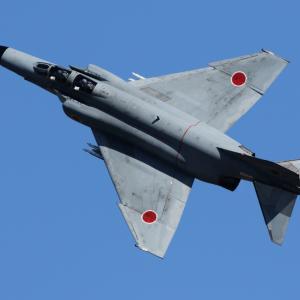百里基地航空祭事前訓練(F-4EJ改 AGG&機動) ~2019.11.20航空自衛隊百里基地~