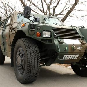 軽装甲車(LAV)体験搭乗 ~2020.1.25陸上自衛隊広報センター(りっくんランド)~