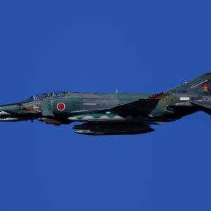 RF-4EJ&F-4EJ&F-2A ~2020.2.5航空自衛隊百里基地~