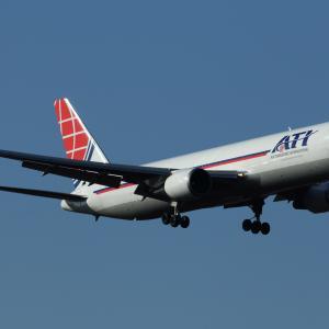 ATI(B-767、757)✕2 ~2020.2.24横田基地~