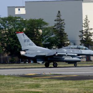 GW初日? F-16D & C-130 ~2020.4.29横田基地~