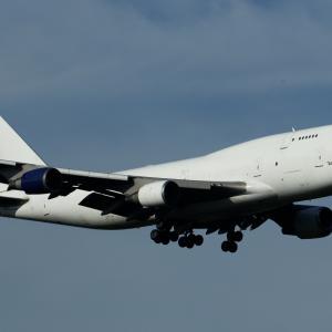白ATLAS(B747) ~2020.5.17横田基地~