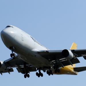 B-747,C-2 ~2020.10.31米空軍、航空自衛隊横田基地~