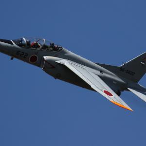 T-4 8/3航空自衛隊入間基地