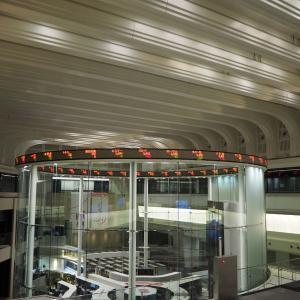 【無料】東京証券取引所見学レビュー【おすすめ穴場スポット】