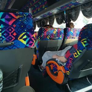 クアラルンプールKLIA2国際空港からはバスで市街へ【週末弾丸一人旅マレーシア編-4】