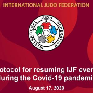 Protocol for Resuming IJF Events During the Covid-19 Pandemic