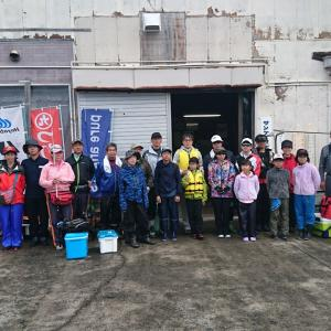 ピュアアングラーズコマセ五目釣り教室は大成功!