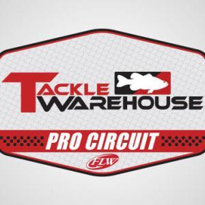 FLW Tackle Warehouse Pro Circuit at Chickamauga