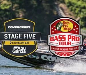2020 Bass Pro Tour Covercraft Stage Five Presented by Abu Garcia – Sturgeon Bay, WI Day3