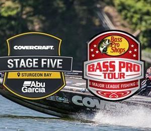 2020 Bass Pro Tour Covercraft Stage Five Presented by Abu Garcia – Sturgeon Bay, WI Final