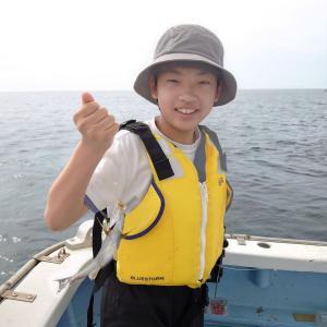 ピュアアングラーズライトイサキ釣り教室 真鶴港誠いち丸