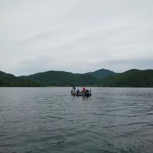 JB2桧原湖プラクティス
