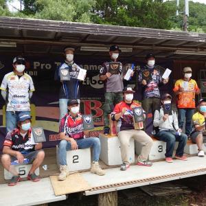 JB2桧原湖第1戦マルチブックカップ